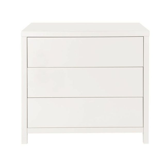 Quax Commode Joy 3 tiroirs - Blanc