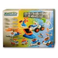 Kaptaia - Science et Nature : Coffret robotique 10 modèles