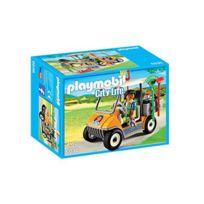 Playmobil - 310516 - Le Zoo - 6636-soigneur
