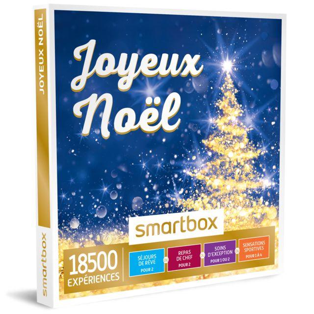 Smartbox - Joyeux Noël - Coffret Cadeau - pas cher Achat / Vente ...