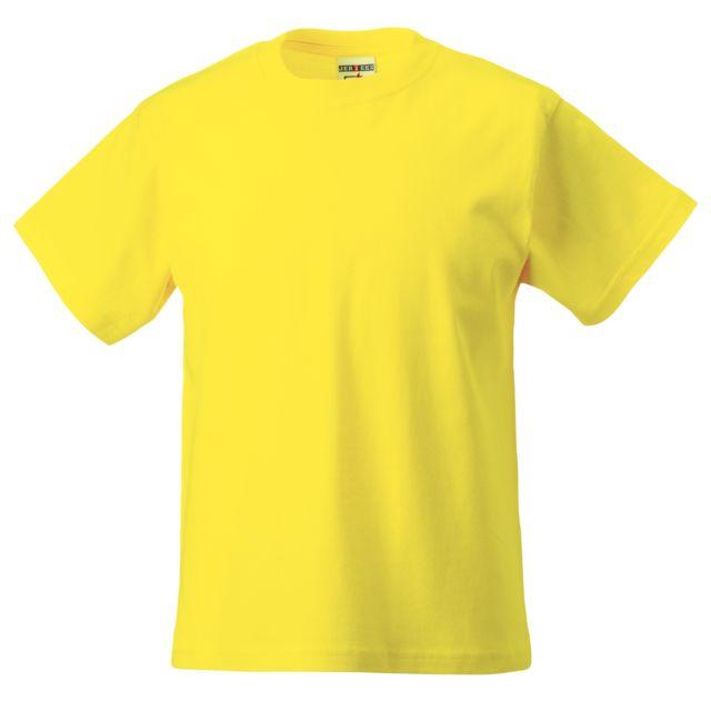 Enfant 10 Uni Shirt Pour Jerzees Classique 9 Generic Schoolgear T jq5AL34R
