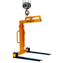EICHINGER - Lève-palette équilibrage manuel écartement et hauteur réglable 3000 Kg-10535