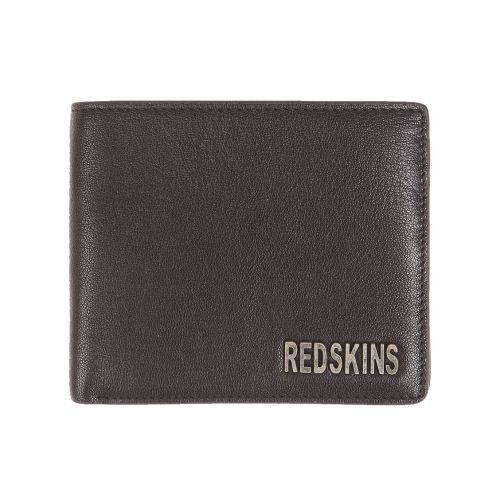 Redskins - Portefeuille italien Basile en cuir noir - pas cher Achat ... 5ffcc206865
