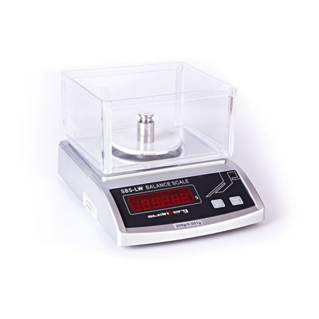 Autre Balance de précision digitale professionnelle cuisine laboratoire 200g / 1mg 3414130