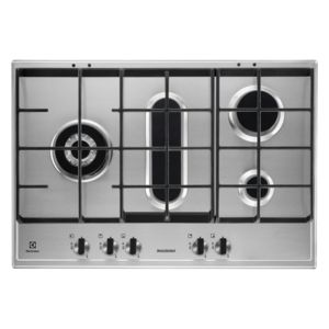 Electrolux arthur martin electrolux table de cuisson gaz - Table cuisson mixte gaz induction grande largeur ...