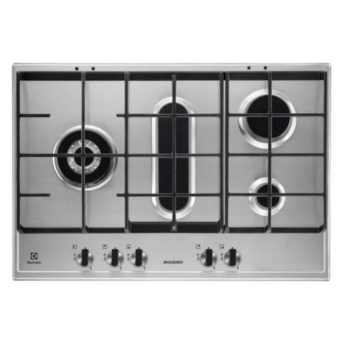 electrolux arthur martin electrolux table de cuisson gaz 75cm 5 feux inox egh7459gox achat. Black Bedroom Furniture Sets. Home Design Ideas