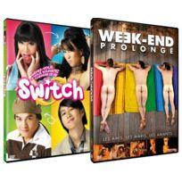 Optimale - Pack New Avril = Switch + Week End ProlongÉ - Coffret De 2 Dvd - Edition simple