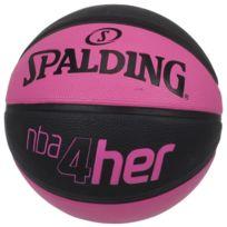 Spalding - Ballon de basket Nba 4her t6 ballon Rose 33724
