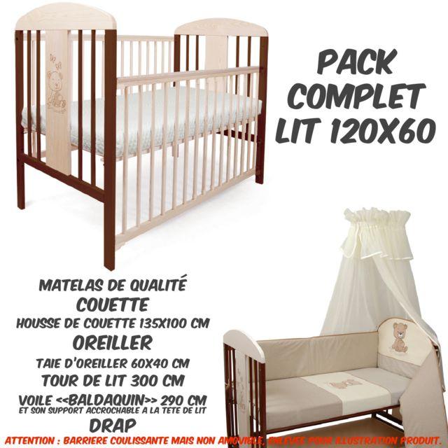 lit b b ourson. Black Bedroom Furniture Sets. Home Design Ideas