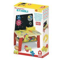 etabli bois jouet achat etabli bois jouet pas cher rue du commerce. Black Bedroom Furniture Sets. Home Design Ideas