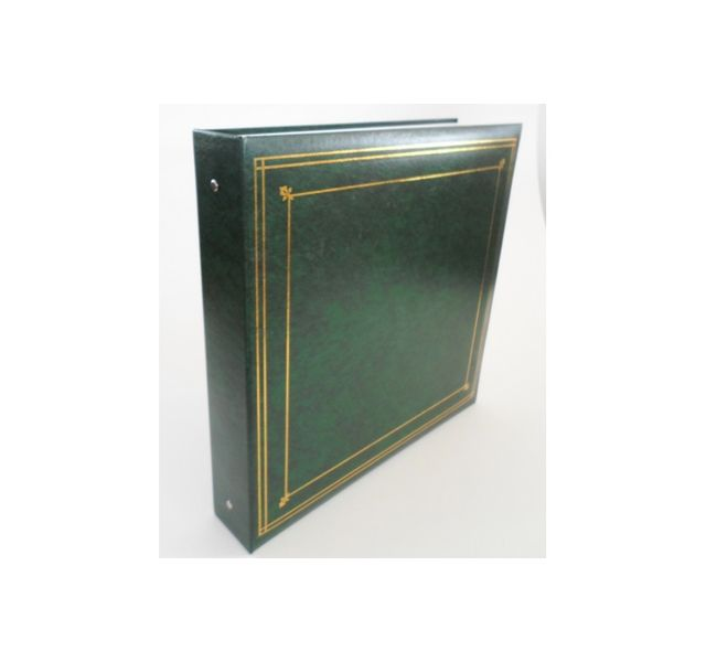 Ariane - Album photo Classeur vert Classiques 400 photos 10x15 cm pochettes P.P 0cm x 0cm