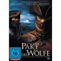 Ascot Elite Home Entertainment GmbH - Le Bihan,SAMUEL/CASSEL,VINCENT/BELLUCCI,MONICA Pakt Der WÖLFE IMPORT Allemand, IMPORT Dvd - Edition simple
