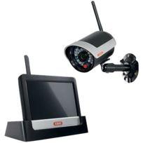 Abus - Kit Complet Video Surveillance Sans Fil Plug And Play - Sans Fil
