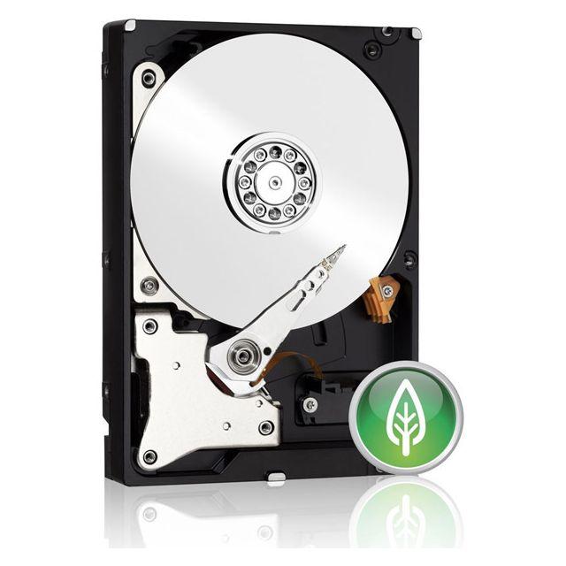 Western Digital - Disque dur interne 3,5 1 To - Caviar Green - Sata Iii - 6 Gb/s - 5400 Rpm - IntelliPower - 64 Mo - Wd10EZRX