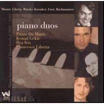 Vai - Compilation - Piano Duos