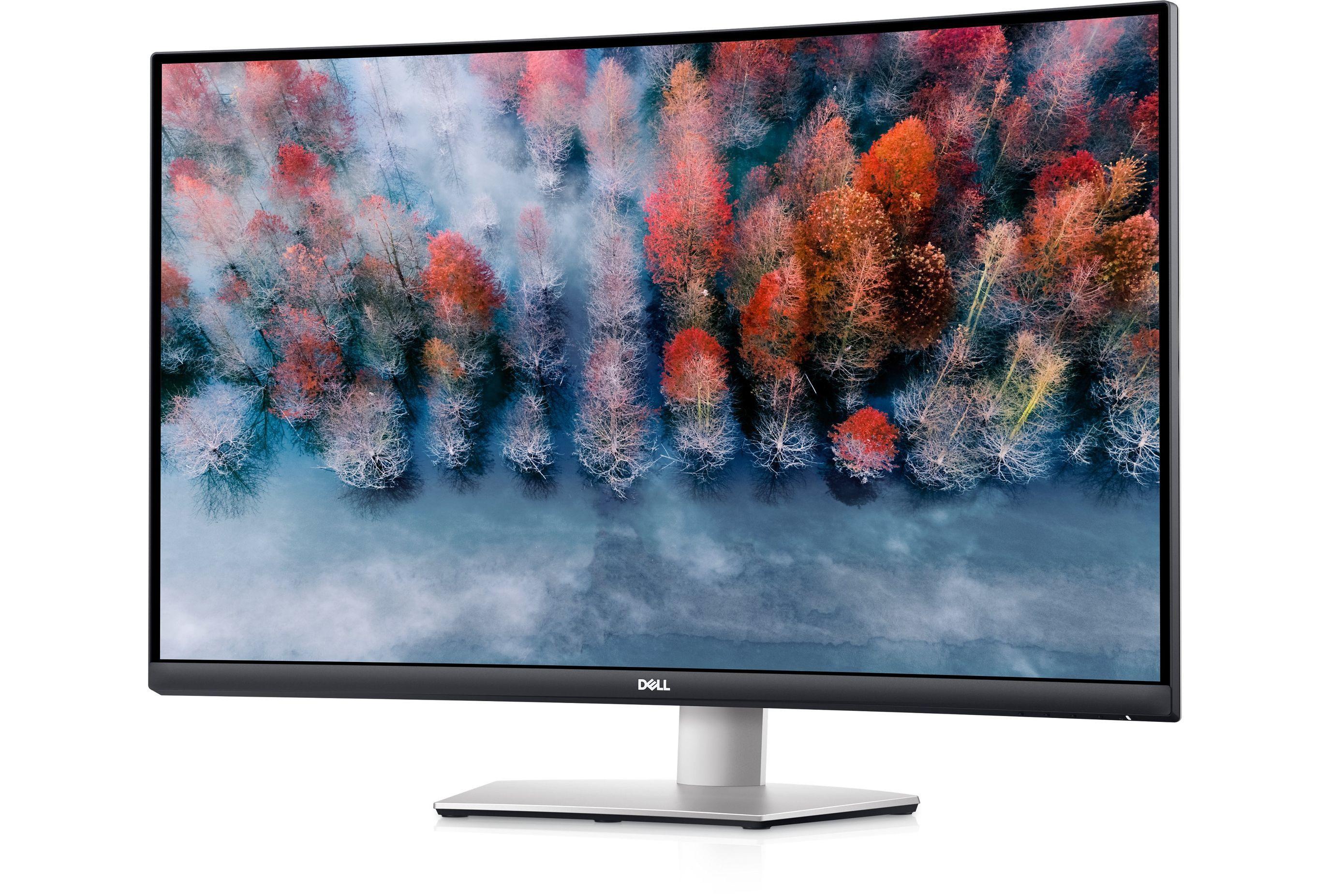 Écran PC bureautique incurvé LED S3221QS 32'' DELL