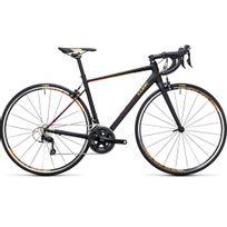 Cube - Vélo De Route Axial Wls Race Black´n´orange 2017 47 Cm