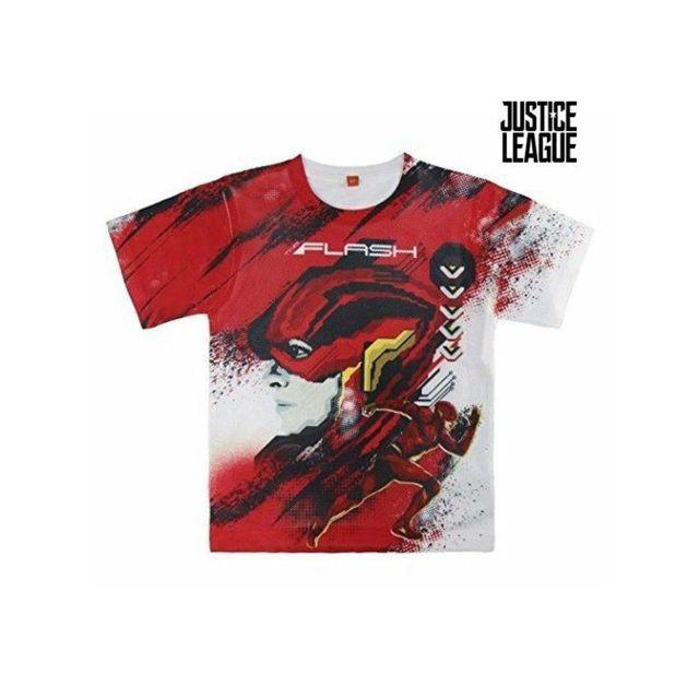 4898178068d65 Justice League - T shirt à manches courtes Enfant 2221 taille 6 ans - pas  cher Achat / Vente Chemises de nuit, nuisettes - RueDuCommerce