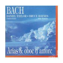 Atma - Arias - Concertos pour hautbois d'amour Bwv 1053 & 1055