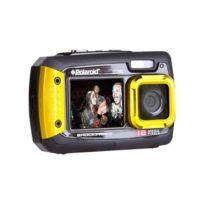 Polaroid - Ie090 jaune étanche - Cmos 18 Mpix Appareil photo numérique Compact