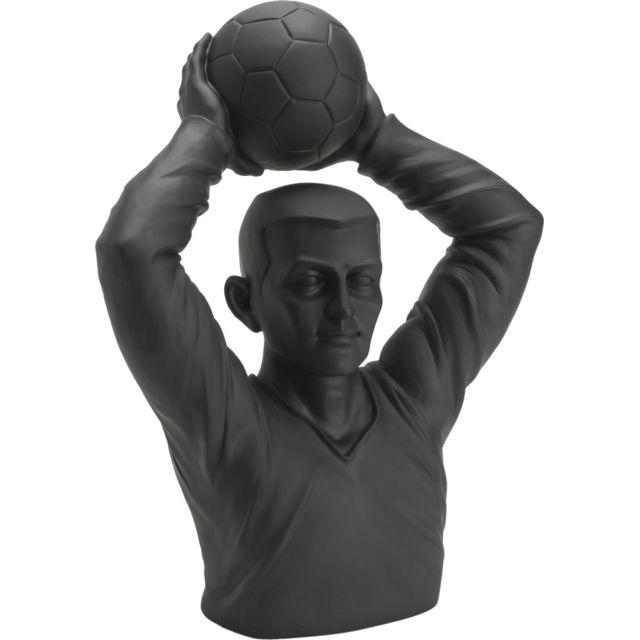 AMADEUS Footballeur en résine