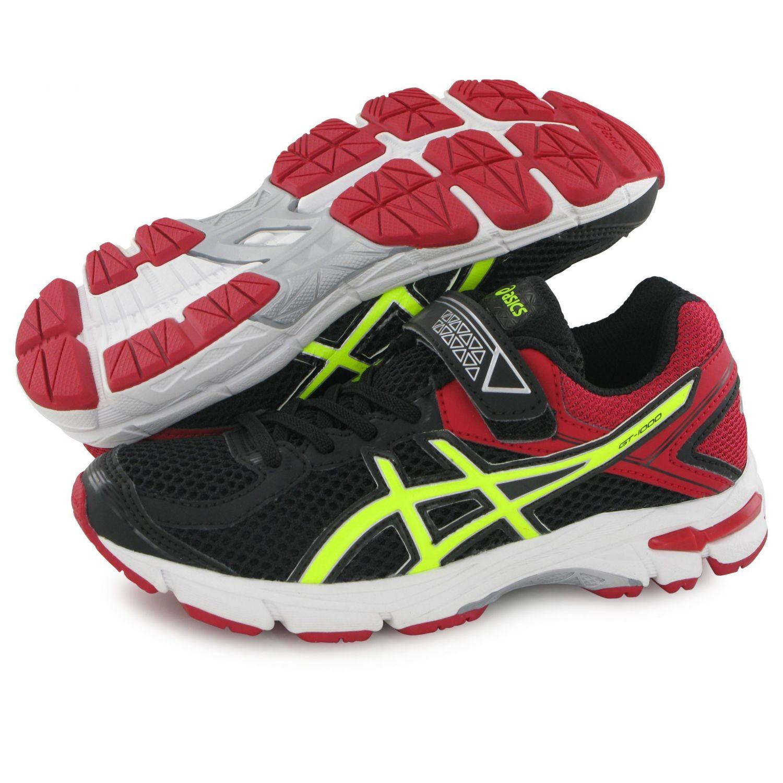 Running Chaussures 34 Noir 1000 Gel Noir Enfant De V 4 Asics fp1q7xOw