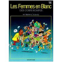 Dupuis - Les Femmes en blanc - Tome 14