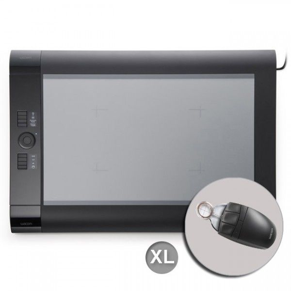 WACOM Intuos4 XL CAO avec curseur, Mac/Win