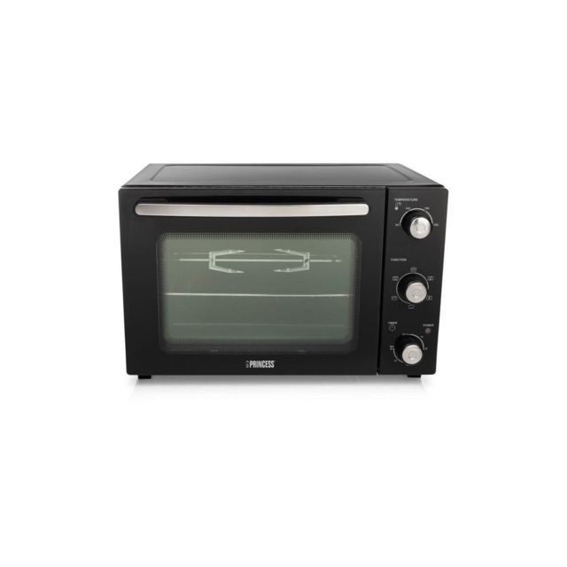 Princess 01.112751.01.001 - Four A Convection - 32l - 1500w - Noir