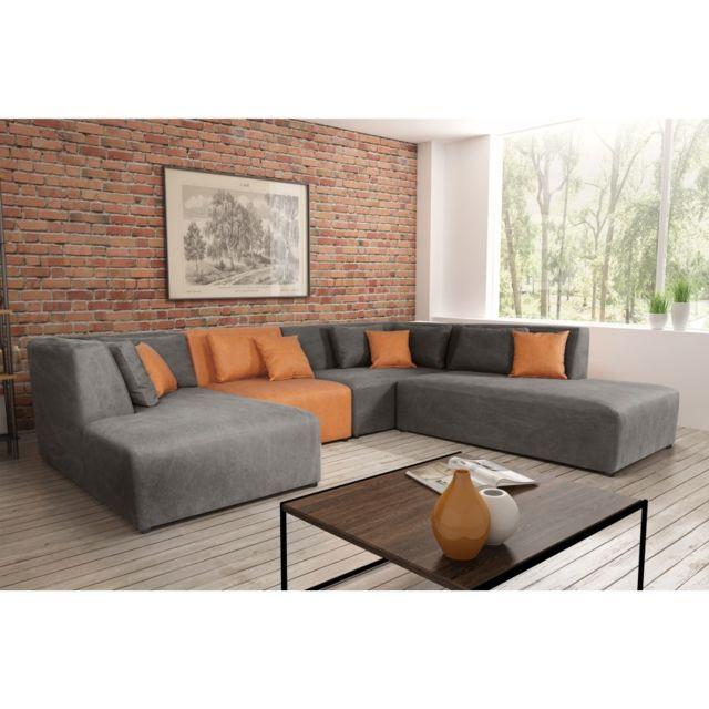 Rocambolesk Canapé Neron Ottl Lchr Denim 14 anrt kos 05 angle gauche sofa divan