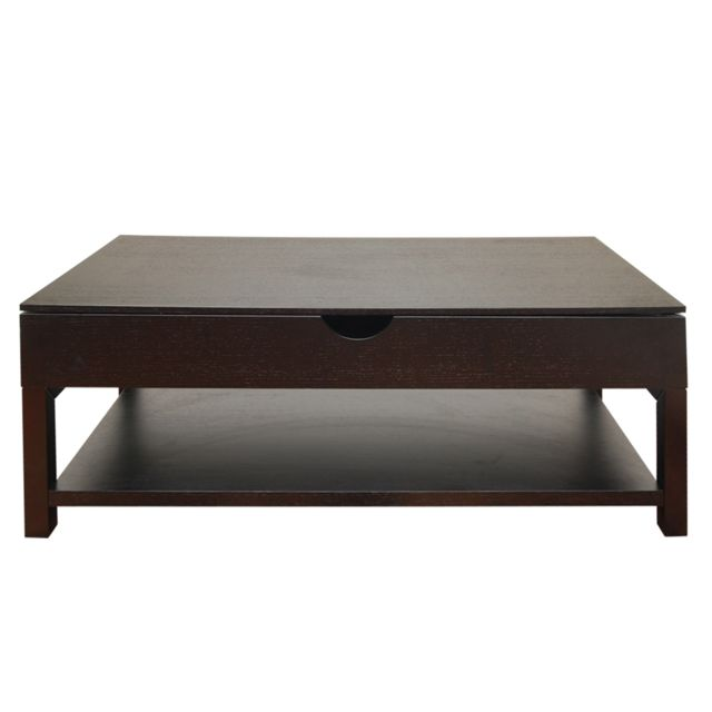 Table basse Nova Bois wenge