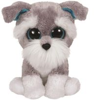 Juratoys - Beanie Boo'S Peluche Whiskers Chien 23cm