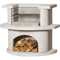 Buschbeck - Grill Barbecue Venedig Blanc
