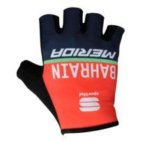 Sportful - Gants Bahrain Merida BodyFit Pro Race Glove rouge bleu