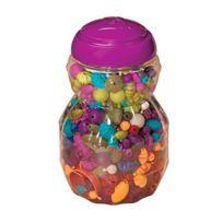 B Toys - Bx1043 - Perles - 500 PiÈCES - Pop Arty