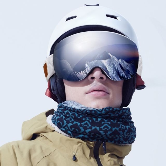 masque protection ski