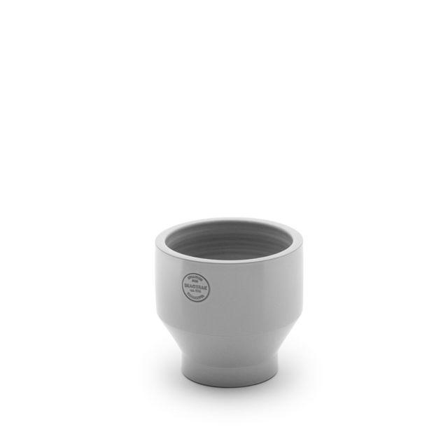 Skagerak Pot de fleurs d'extérieur Edge - Ø18 cm - gris clair