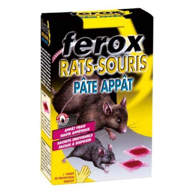 Pâte à appât pour rats & souris Acto