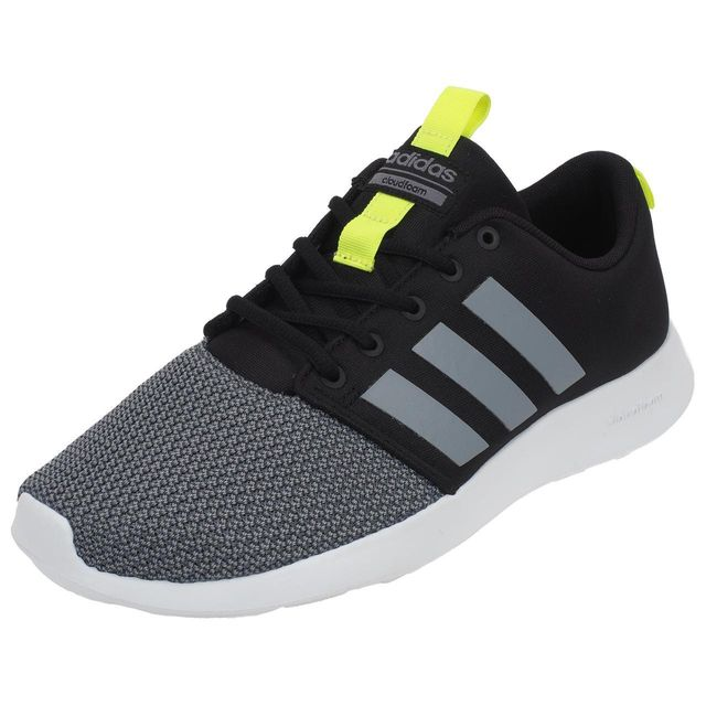 Adidas neo Chaussures running mode Swift racer gris Gris