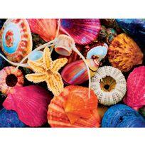 Master Pieces - Puzzle 550 pièces : Coquillages et crustacés