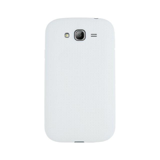 Bbc - Coque en silicone blanche micro perforée pour Samsung Galaxy Grand