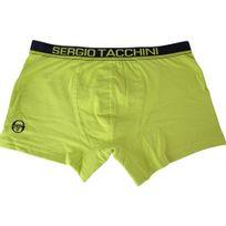 Sergio Tacchini - Boxer Homme Coton Luigi Vert