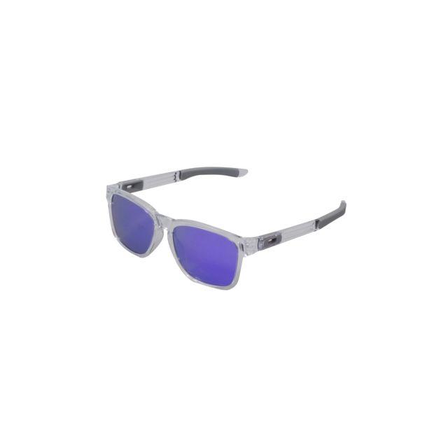 Oakley - Lunettes de soleil Catalyst Polished Clear - pas cher Achat    Vente Lunettes Tendance - RueDuCommerce 6ad05d68cf84