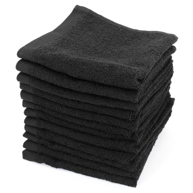 Éponge invités Serviette Serviettes petite serviette 30 x 50 cm 400g//m²