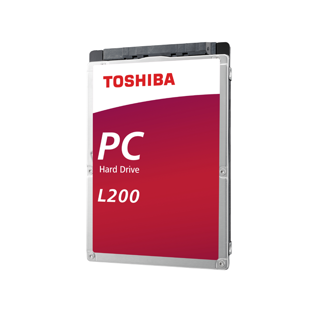 TOSHIBA L200 - Mobile Hard Drive 1TB DD MOBILE L200 1TO - Gris