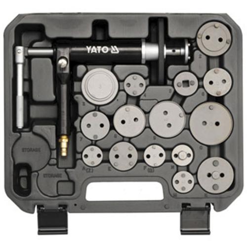 Yato - Plaquette de frein à disque et serre-frein