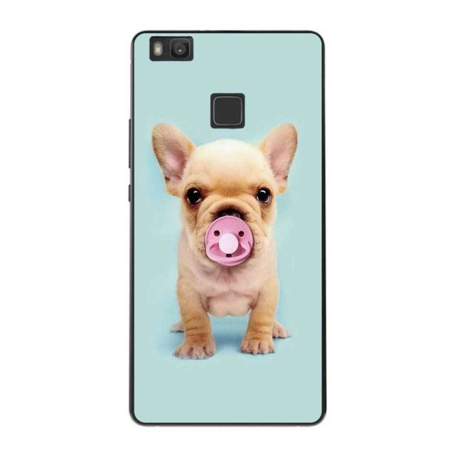 coque huawei p9 lite silicone animaux