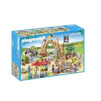 Playmobil - Le Grand Zoo