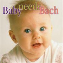 Delos Records - Baby Needs Bach - Cd