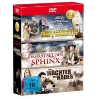 Sunfilm Entertainment - Abenteuer Box ODYSSEUS/HADES/SPHINX, IMPORT Allemand, IMPORT Coffret De 3 Dvd - Edition simple